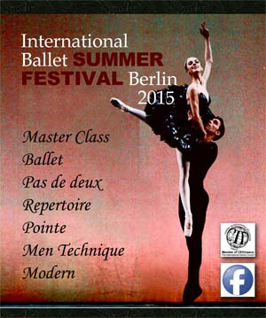 International Summer Festival 2015