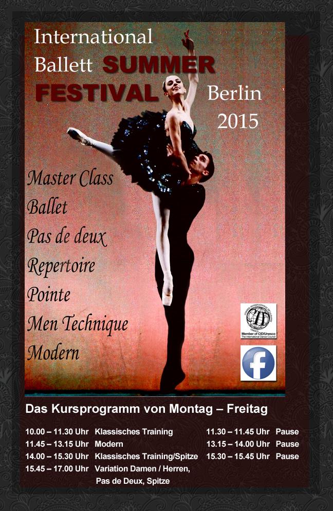 Summer Festival Berlin 2015